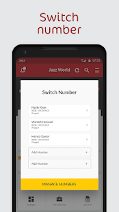 App Jazz World - Manage Your Jazz Account APK for Windows Phone