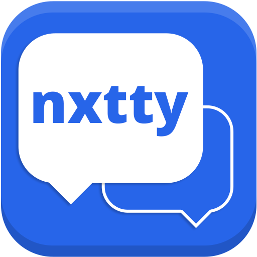 Nxtty: Encrypted Messenger 通訊 App LOGO-APP試玩