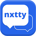Nxtty: Anonymous, Secure Chat icon