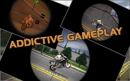 Moto-Racer-Sniper-Attack 6