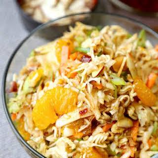 Ramen Noodle Coleslaw Rice Vinegar Recipes.