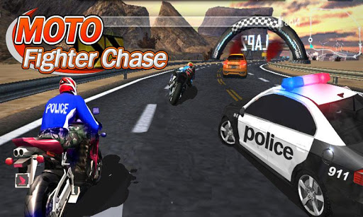 Moto Fighter Chase