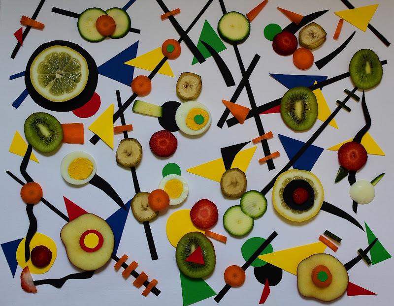Kandinskij' s food di BASTET-Clara