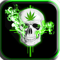 Weed Rasta Live Wallpaper icon