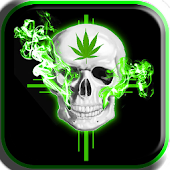 Weed Rasta Live Wallpaper