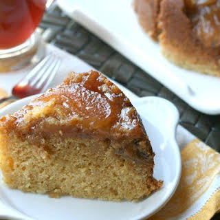 Slow-Cooker Apple Crisp Coffee Cake.
