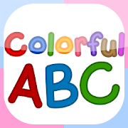 Colorful ABC for Kids - Flashcards