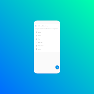VoluMIUI Screenshot