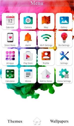 Cool wallpaper-Color Explosion 1.0.0 Windows u7528 2