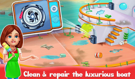 Big Home Cleanup and Wash : House Cleaning Game 2.0.7 screenshots 7