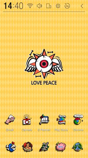 LOVE PEACE アトム テーマ