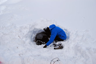Photo: Snow Caving Photos #2