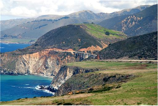 Big Sur is a days drive (350 miles), but well worth the drive.