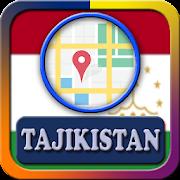 Tajikistan Maps And Direction