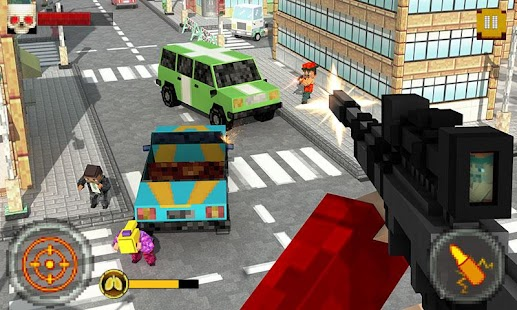 Sniper Craft 3D- screenshot thumbnail