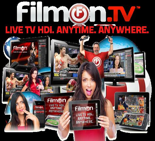 FilmOn Live TV FREE DVR
