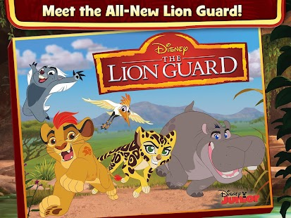 The Lion Guard- screenshot thumbnail