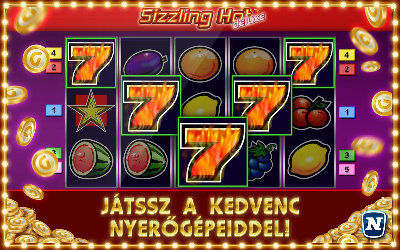 sizzling hot ingyen