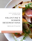 Reserve Your Table Now - Flyer item