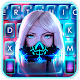 Cyber Punk Girl Keyboard Theme Download for PC Windows 10/8/7