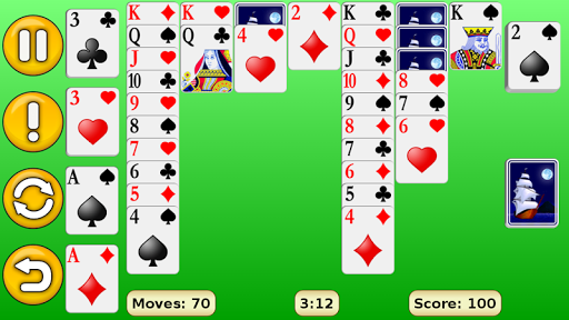 Solitaire  screenshots 9