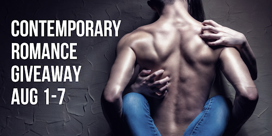 Contemporary Romance Giveaway Aug