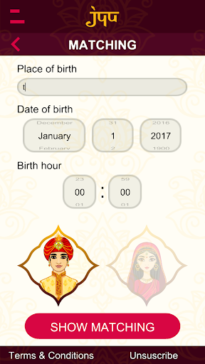 Jyotish 4 u - screenshot