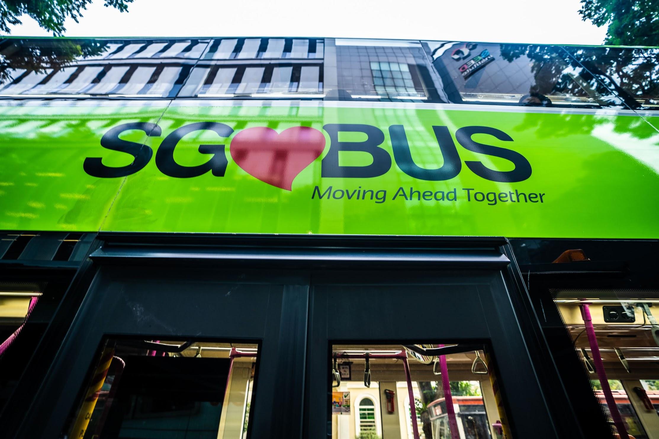 Singapore Bus1