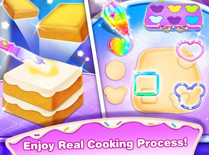 Girl Makeup Kit Comfy Cakes–Pretty Box Bakery Game 2