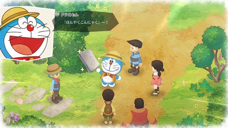 Game Release June Doraemon: Nobita no Bokujou Monogatari