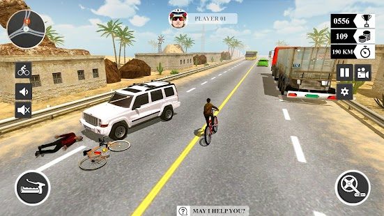 bicycle how to play app