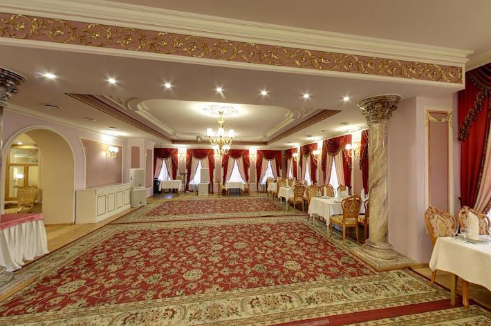 Фото №5 зала Зал «Красный»
