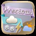 Precious Weather Widget Theme icon