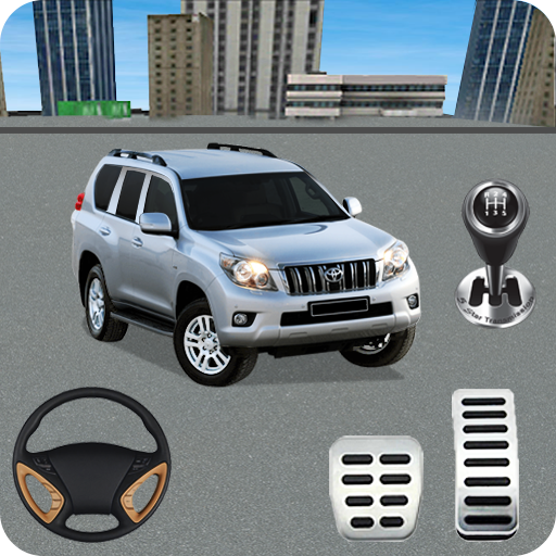 Prado Parking Adventure 2017: Best Car Games (game)