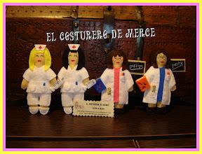 Photo: Enfermera y profesoras de ingles