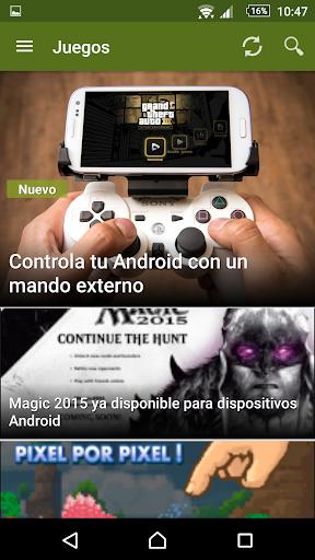 ANDROID Noticias en Español