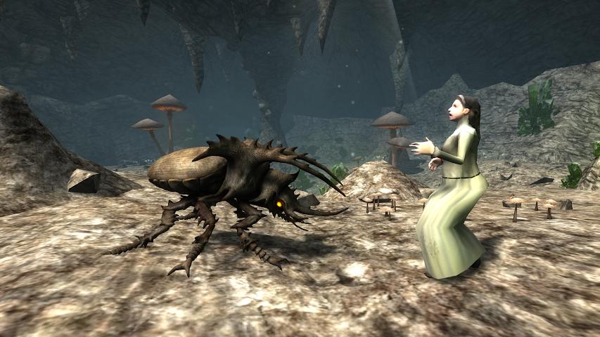 android Huge Beetle Simulator 3D Screenshot 1