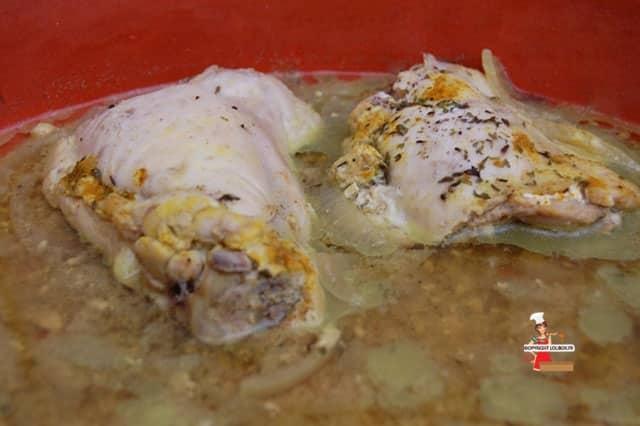 Chicken with Mustard Recipe