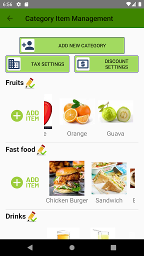 POS System Offline - FREE Point of Sales App screenshot 2