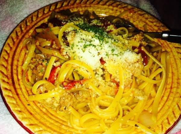 Unforgiven Pasta Dish Recipe