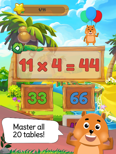 Times Tables & Friends: Free Multiplication Games apkpoly screenshots 11