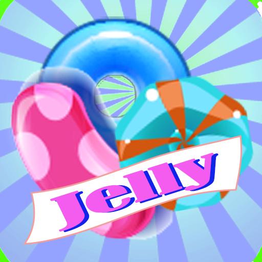 Sweet Candy Blast Jelly