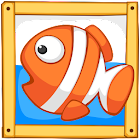 Fish Maze for Kids icon