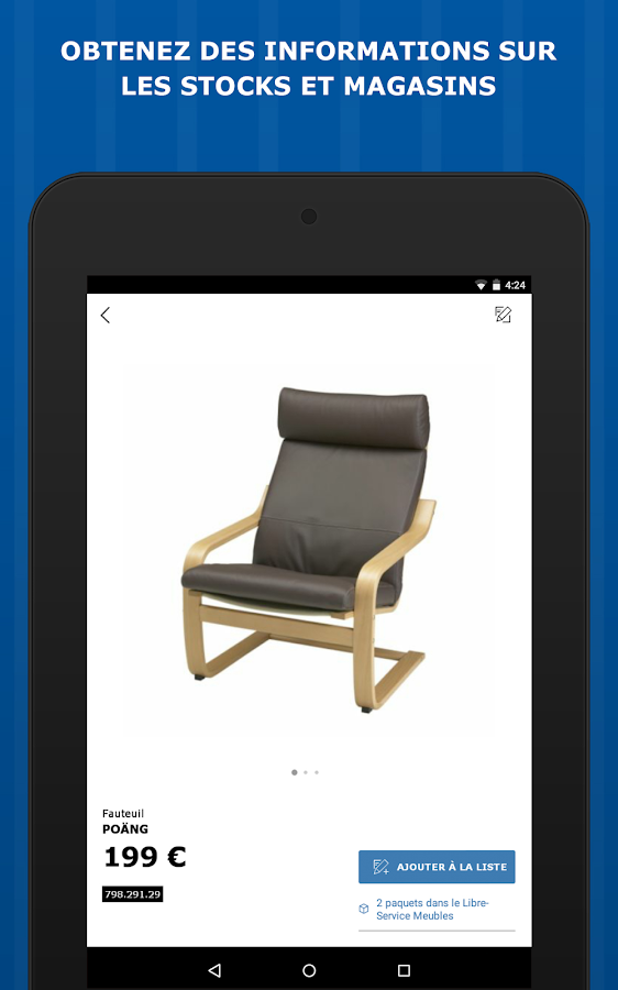ikea store applications android sur google play. Black Bedroom Furniture Sets. Home Design Ideas