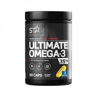Star Nutrition Ultimate Omega-3