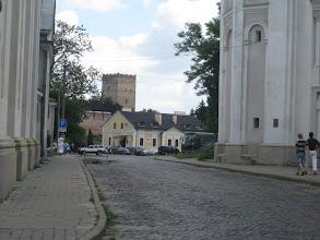 Photo: Widać zamek