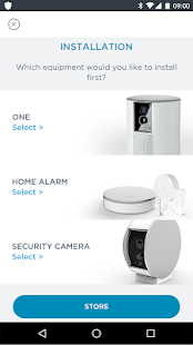 Somfy Protect- screenshot thumbnail