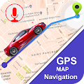 GPS Voice Navigation Live - Smart Maps with Voice