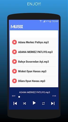 MUSIX - MP3 Player 10.3 screenshots 3