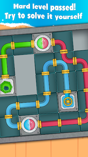 Water Pipes Slide apktram screenshots 7
